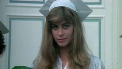 The House on Sorority Row starring Eileen Davidson is one of five titles returning to movie theaters as part of the Retro Nightmares cinema series.
