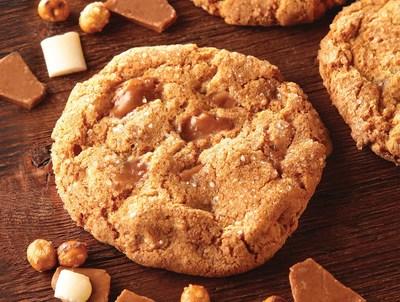 Salted Caramel Manifesto Cookie