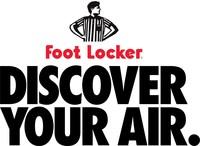 Foot Locker x Nike - Discover Your Air. (PRNewsfoto/Foot Locker, Inc.)