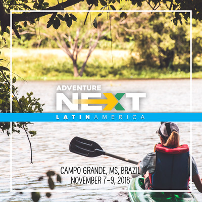 The Adventure Travel Trade Association (ATTA) will host AdventureNEXT Latin America, a regionally specialized industry event, 7-9 November 2018, in Campo Grande, MS, Brazil. https://www.adventuretravel.biz/events/adventurenext/latin-america-2018/