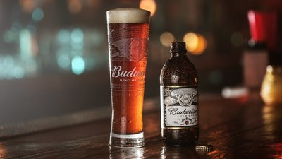 Budweiser and Jim Beam® Bourbon officially unveil a new taste of history with their highly anticipated collaborative beer, Budweiser Reserve Copper Lager.