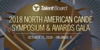 2018 North American CandE Symposium & Awards Gala