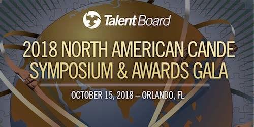 2018 North American CandE Symposium & Awards Gala