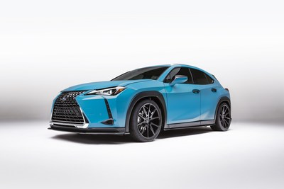 Lexus will mark its 21st year as a sponsor of the Pebble Beach Concours d'Elegance with the introduction of two new concept vehicles: the LC Inspiration Series Concept and the UX 250h Concept.