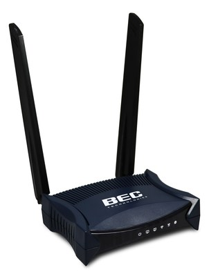 BEC Technologies Expands Portfolio with its new 4G LTE Mini X-Range Wi-Fi Router