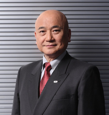 Takayoshi Oshima, founder, Chairman and Chief Executive Officer of Allied Telesis, Inc. (PRNewsfoto/Allied Telesis)
