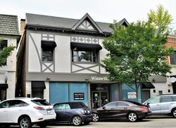 A multi-function entertainment complex at 552 Lincoln Avenue in Winnetka will offer a new toy store, video arcade, and gelato store, thanks to Hoffmann Commercial Real Estate. (PRNewsfoto/Hoffmann Commercial Real Estate)