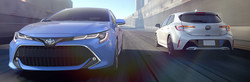 Michael Toyota, which is located at 50 W. Bullard Avenue in Fresno, recently started offering the all-new 2019 Toyota Corolla Hatchback. (PRNewsfoto/Michael Toyota)