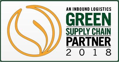 PT – Inbound Logistics Top 75 Green Supply Chain Partner