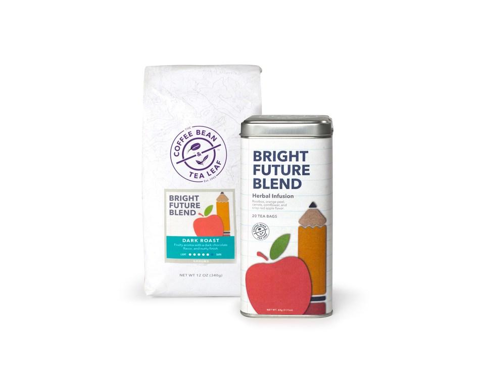 """The Coffee Bean & Tea Leaf """"Bright Future"""" Blend"""