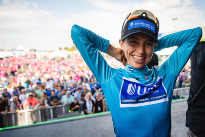 Following an aggressive final day of racing in Stage 4 of the 2018 Colorado Classic, UnitedHealthcare's Katie Hall came away with the overall race victory, adding to her remarkable streak of U.S. stage race wins.