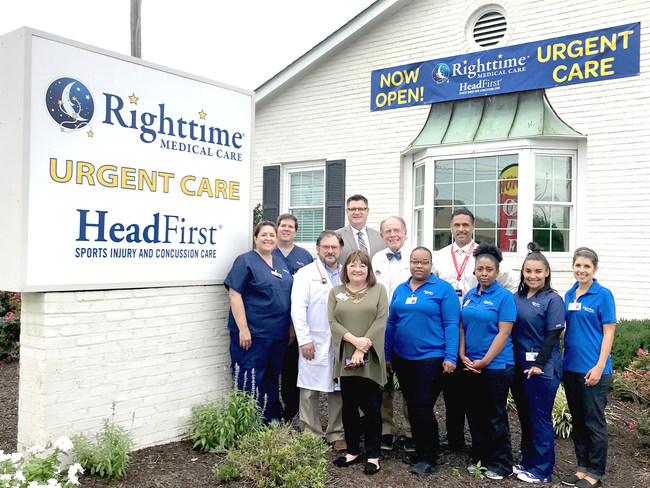 Maryland-based urgent care company Righttime Medical Care announces the opening of its newest care center at 500 Charles Street in La Plata, Md. The location marks Righttime's 17th location in Maryland. Since October 2015, the location has been known as Charles Regional Urgent Care under the ownership of the University of Maryland (UM) Charles Regional Medical Center. Righttime transitioned to independently owning and operating the care center on August 22.