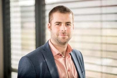 Marek Neubauer, Chief Financial Officer of Flowmon Networks (PRNewsfoto/Flowmon Networks)