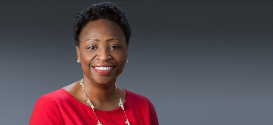 Lillian M. Lowery, vice president of Student and Teacher Assessments at ETS