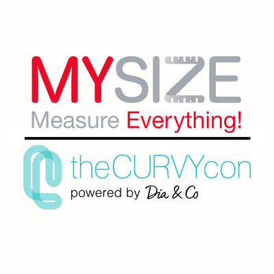 MySizeId™ Solution in action, MySize will showcase its innovative smartphone measurement technology for apparel sizing at CurvyCon NYC.