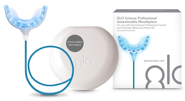 GLO Science Professional Autoclavable Whitening Mouthpiece