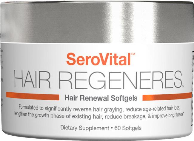 SeroVital Hair Regeneres Soft Gels