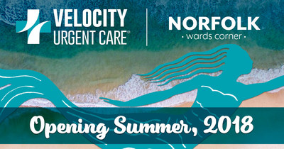Velocity Urgent Care Announces Opening Of New Wards Corner Location In Norfolk, Virginia