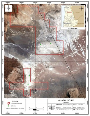 Ollague Project (CNW Group/Lithium Chile Inc.)