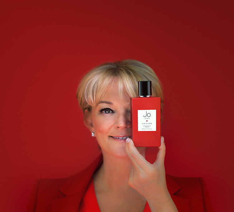 Jo Malone CBE Unveils Her First Eponymous Fragrance: Jo by Jo Loves
