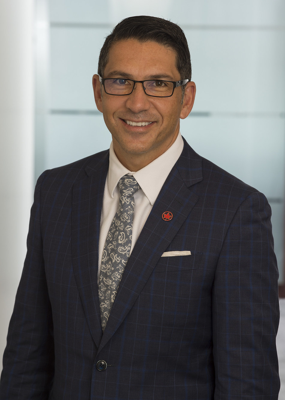 Ferio Pugliese Senior Vice President, Regional Markets and Government Relations (CNW Group/Air Canada)