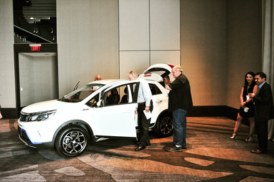 Kandi Electric Vehicles Unveiling Brings Out Texas State Reps, Mayor Of Garland & More
