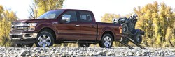 Among the vehicles available for Ford Employee Pricing is the 2018 Ford F-150 pickup truck - Canada's favourite pickup truck for over 50 years.
