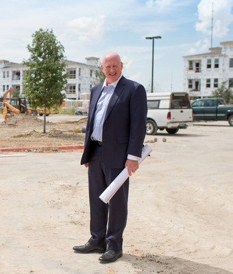 Marcus Hiles: CEO and owner of Dallas-based property firm Western Rim properties