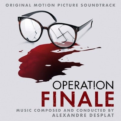 Operation Finale Soundtrack Available Now