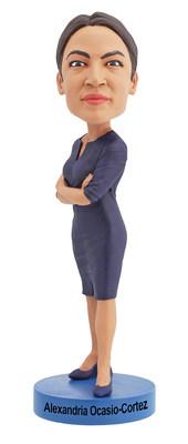 Alexandria Ocasio-Cortez Bobblehead
