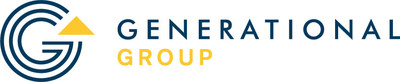 Generational Group Logo (PRNewsfoto/Generational Equity)