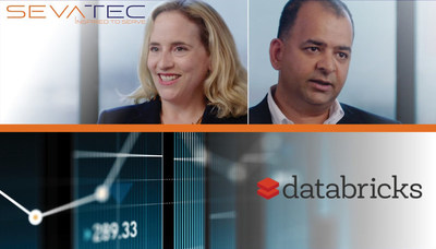 Sevatec's data analytics experts Lisa Spory & Rakesh Pol discuss groundbreaking advanced data solutions using Databricks Unified Analytics Platform in new video.
