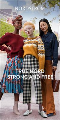 Nordstrom Canada 'True Nord' Campaign 2018