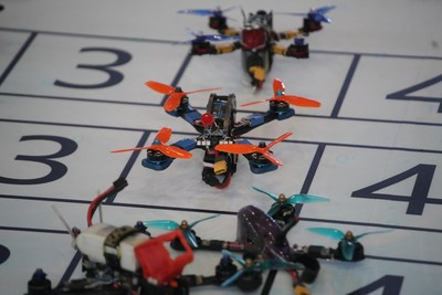 IDRGP, one of the most influential drone racing event in the world has been brought to the SCE.