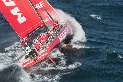 Vislink Broadcast Technology at Volvo Ocean Race