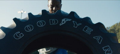 Debuting Saturday, Sept. 1 across games on ESPN, ESPN2 and ABC, Goodyear's new TV commercial inspires college football fans to
