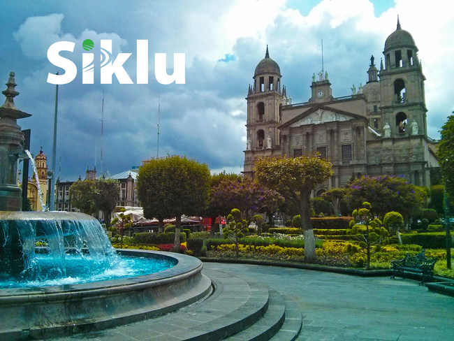 Gigamex, a mexiquense ISP, Choose Siklu to Boost Multigigabit Capacity in the City of Toluca