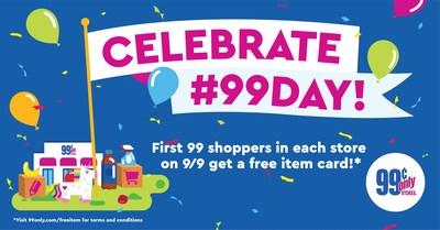Celebrate #99Day!
