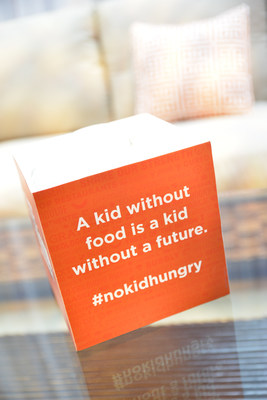 Chrysler Brand Joins Forces with No Kid Hungry to Help End Childhood Hunger