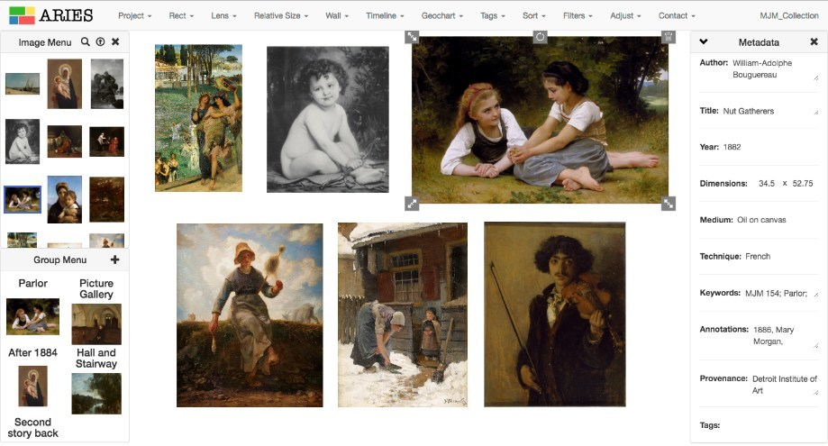 New Digital Platform By NYU Tandon And The Frick Collection Brings Art History Research Into The Digital Age