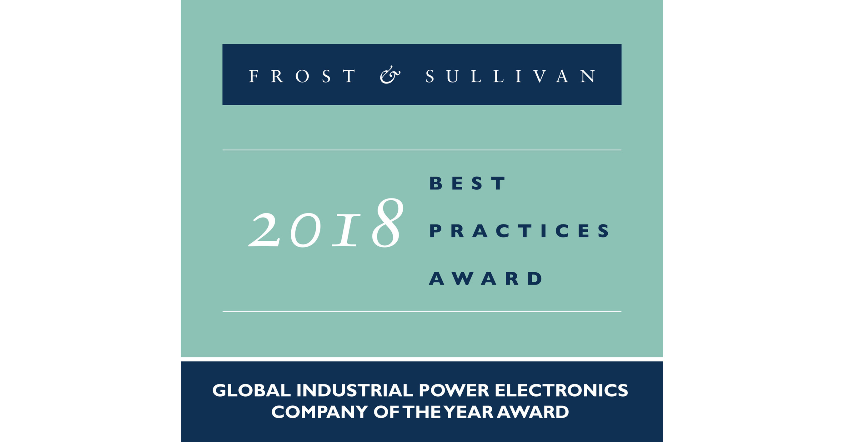 TMEIC's Innovation-backed Growth in the Industrial Power Electronics Market Commended by Frost & Sullivan