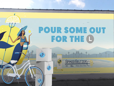 SpikedSeltzer, the original alcoholic sparkling water brand, is giving away bicycles and moving boxes to Brooklynites preparing for the impending L Train shutdown on August 28-30 at 96 Wythe Ave, Brooklyn, NY.