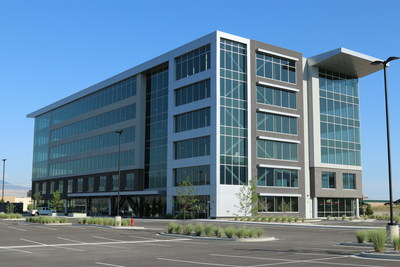 Dealertrack's new building in Draper, Utah