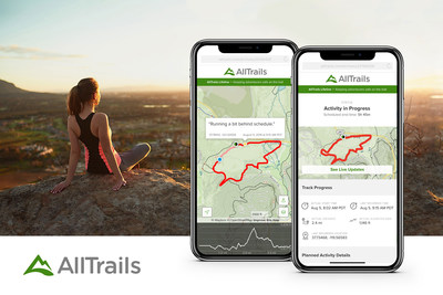 Designed for all outdoor enthusiasts, Lifeline by AllTrails provides peace of mind and safety knowing that you'll never hit the trail alone.