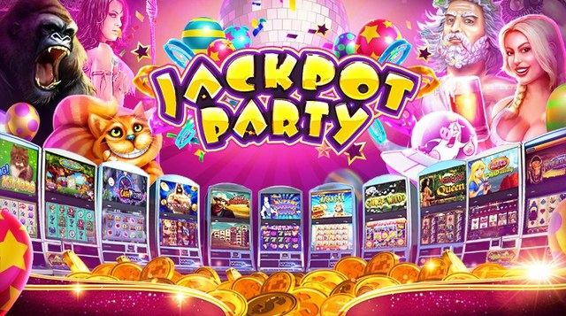 SG Social Reimagines Jackpot Party\u00ae with Vibrant Redesign