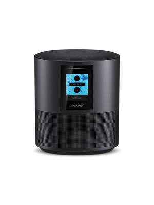 Bose introduces Home Speaker 500 for music — combining size-defying performance with superior voice pickup and the power of Amazon Alexa.