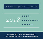 ShieldSquare Commended by Frost & Sullivan for Offering Granular Bot Risk Management through its Real-time Bot Mitigation Solution