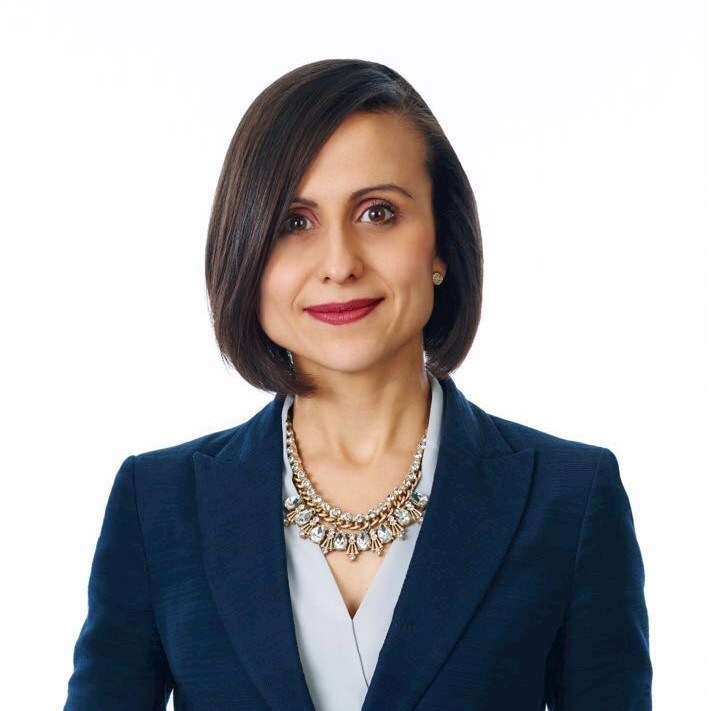 Aida Cipolla is the new Chief Financial Officer for Toronto Hydro. (CNW Group/Toronto Hydro Corporation)