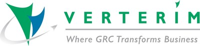 Verterim Simplifies Governance, Risk and Compliance