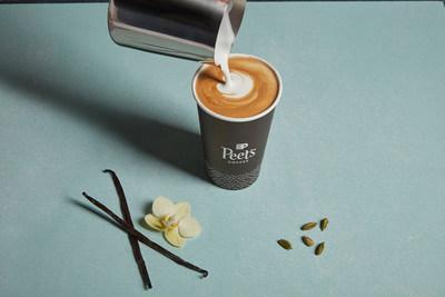 Peet's Vanilla Cardamom Latte
